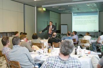 Zahnarzt Fortbildungs Seminar Sedierung bei Dr. Frank G. Mathers